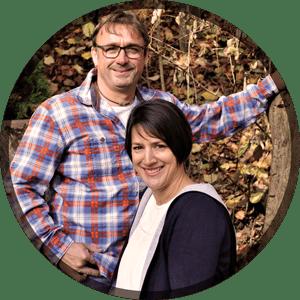Martina und Sebastian Müller - Zimmerei Müller