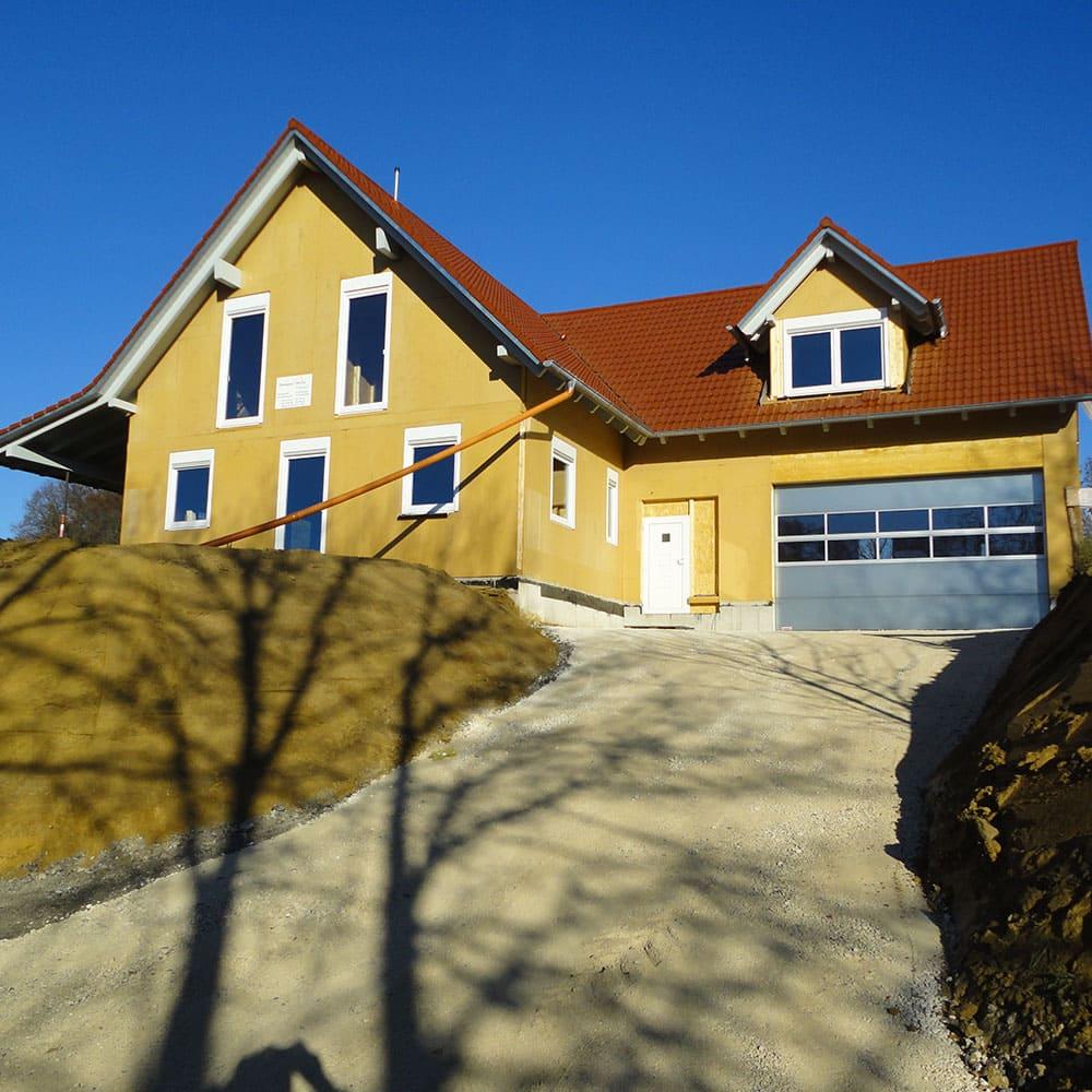 Holzhaus gross
